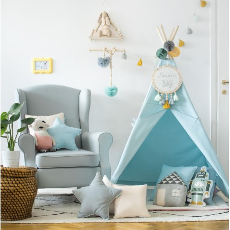 Lamps&Co Tipi Classic Grey